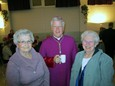 Kitty, Bishop Bergie & Sister Loretta